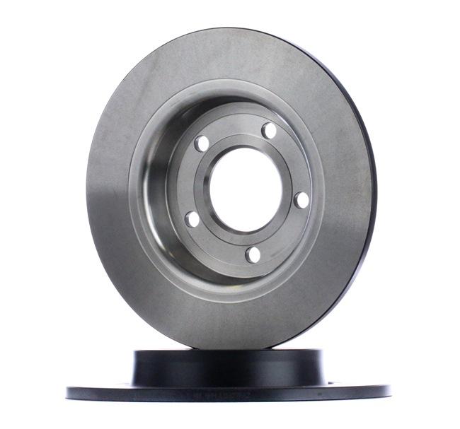 Disco de freno DF4420 3 (BK) 2.3 MZR ac 2005