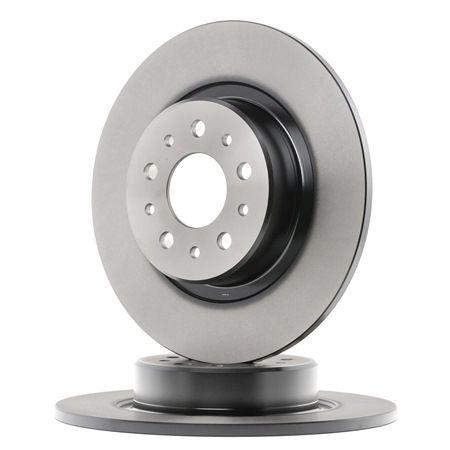 OEM Bremsscheibe TRW 2189635 für ALFA ROMEO