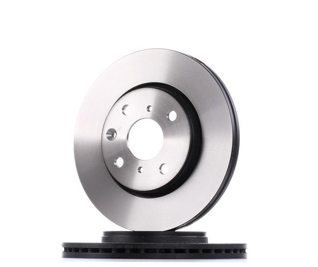 TRW Bremsscheiben DF4469