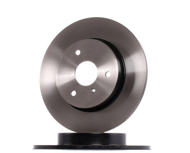 TRW DF4961 Discos de freno