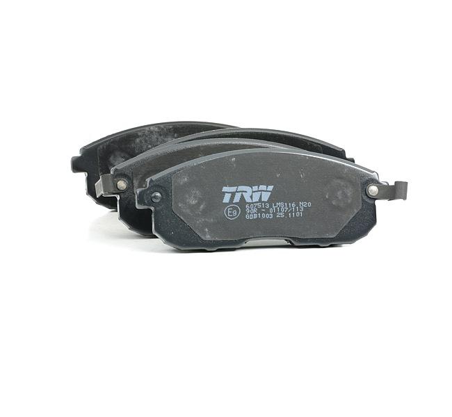 TRW COTEC mit akustischer Verschleißwarnung GDB1003