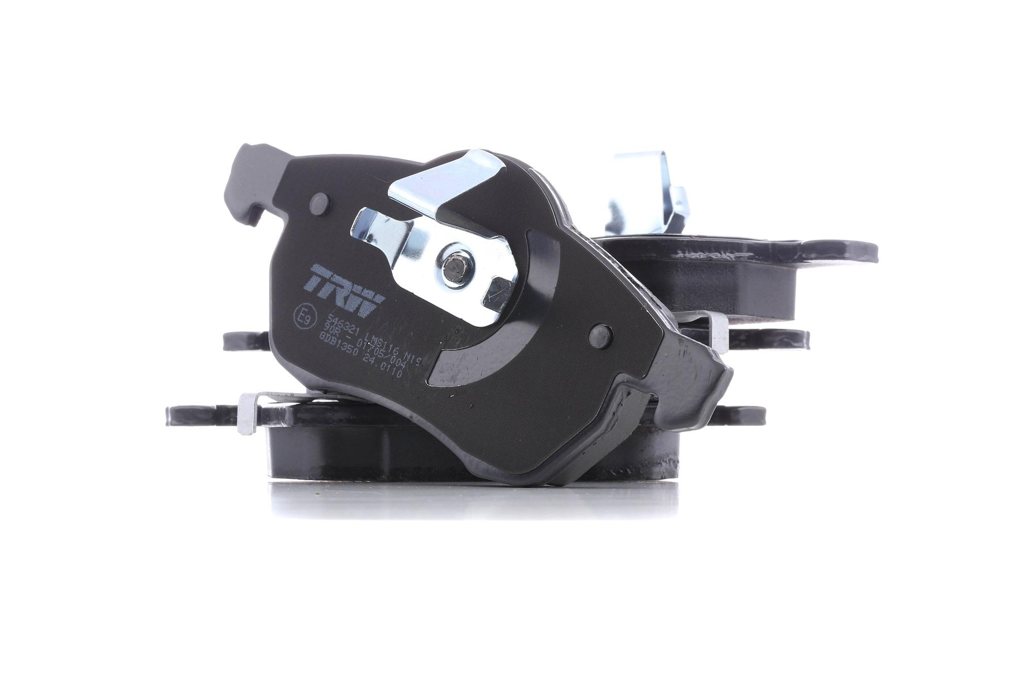 Bremsekloss sett TRW GDB1350 rangering