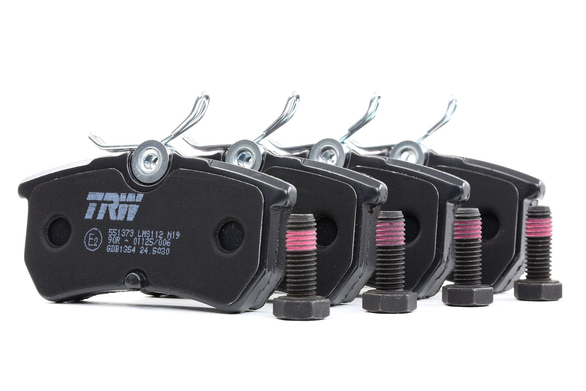 Bodyart Lot de 2 paires de plaquettes de frein /à disque semi-m/étalliques pour v/élos Tektro Novela.