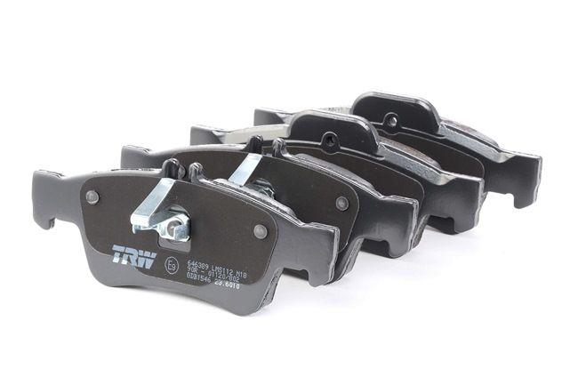Bremseklosser TRW 23335 klargjort for slitasjeindikator