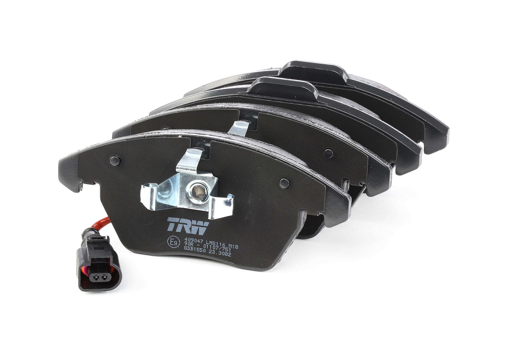 Bremsbelagsatz TRW 23588 Bewertung