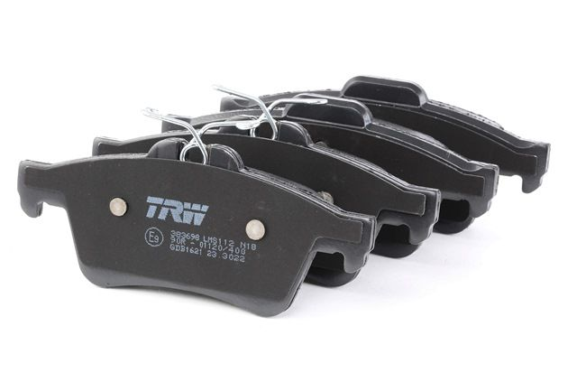 TRW COTEC Bremsklötze CADILLAC nicht für Verschleißwarnanzeiger vorbereitet