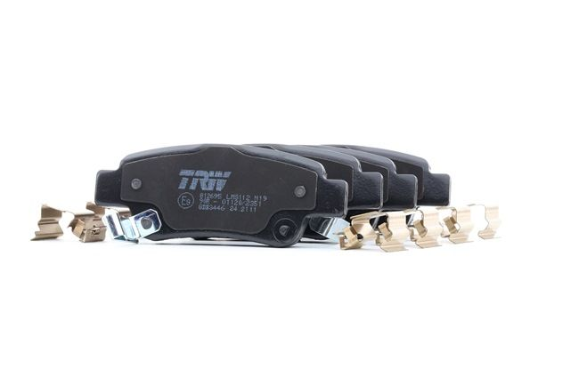OEM Brake Pad Set, disc brake TRW 2192976 for HONDA