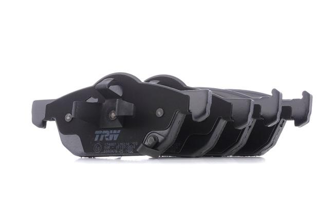 OEM Brake Pad Set, disc brake TRW 24798 for HONDA