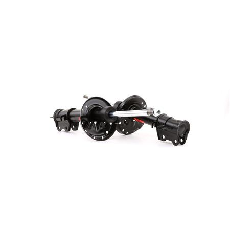 Struts TRW 2198226 Front Axle, Twin-Tube, Gas Pressure, Suspension Strut, Bottom Yoke, Top pin, without accessories