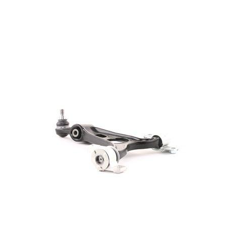 TRW Braccio sospensione ALFA ROMEO Assale anteriore, inferiore, Dx, Acciaio, Braccio trasversale oscillante, con snodo portante/di guida, con cuscinetto in gomma