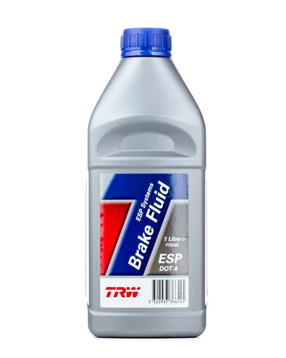 Bremsflüssigkeit TRW PFB440 Bewertung