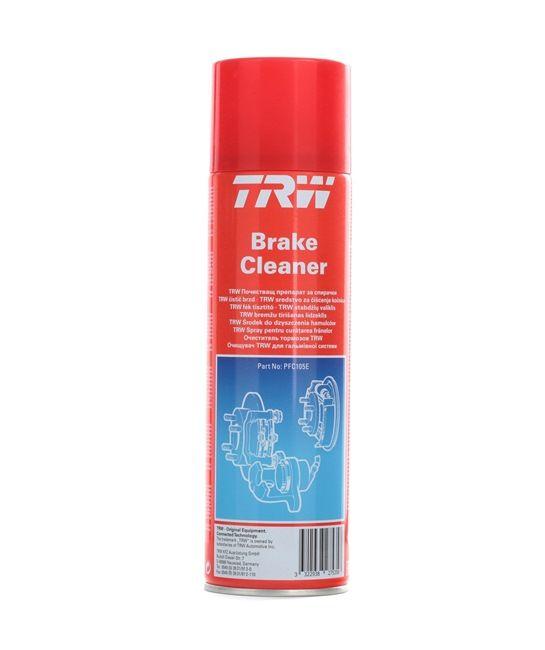 Bremsen- und Kupplungsreiniger TRW PFC105 für Auto (FCKW-frei, Inhalt: 500ml, Sprühdose)