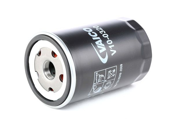 Oil Filter Ø: 76mm, Inner Diameter 2: 62mm, Inner Diameter 2: 71mm, Height: 123mm with OEM Number 06A 115 561E