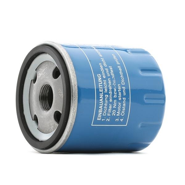 Filtro de aceite V46-0086 SCENIC 2 (JM0/1) 1.6 ac 2004