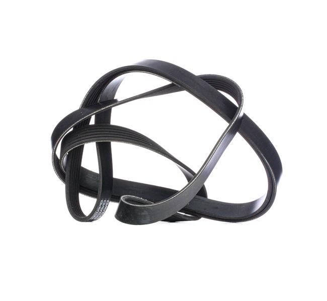 DAYCO 6PK2225 Poly V-belt