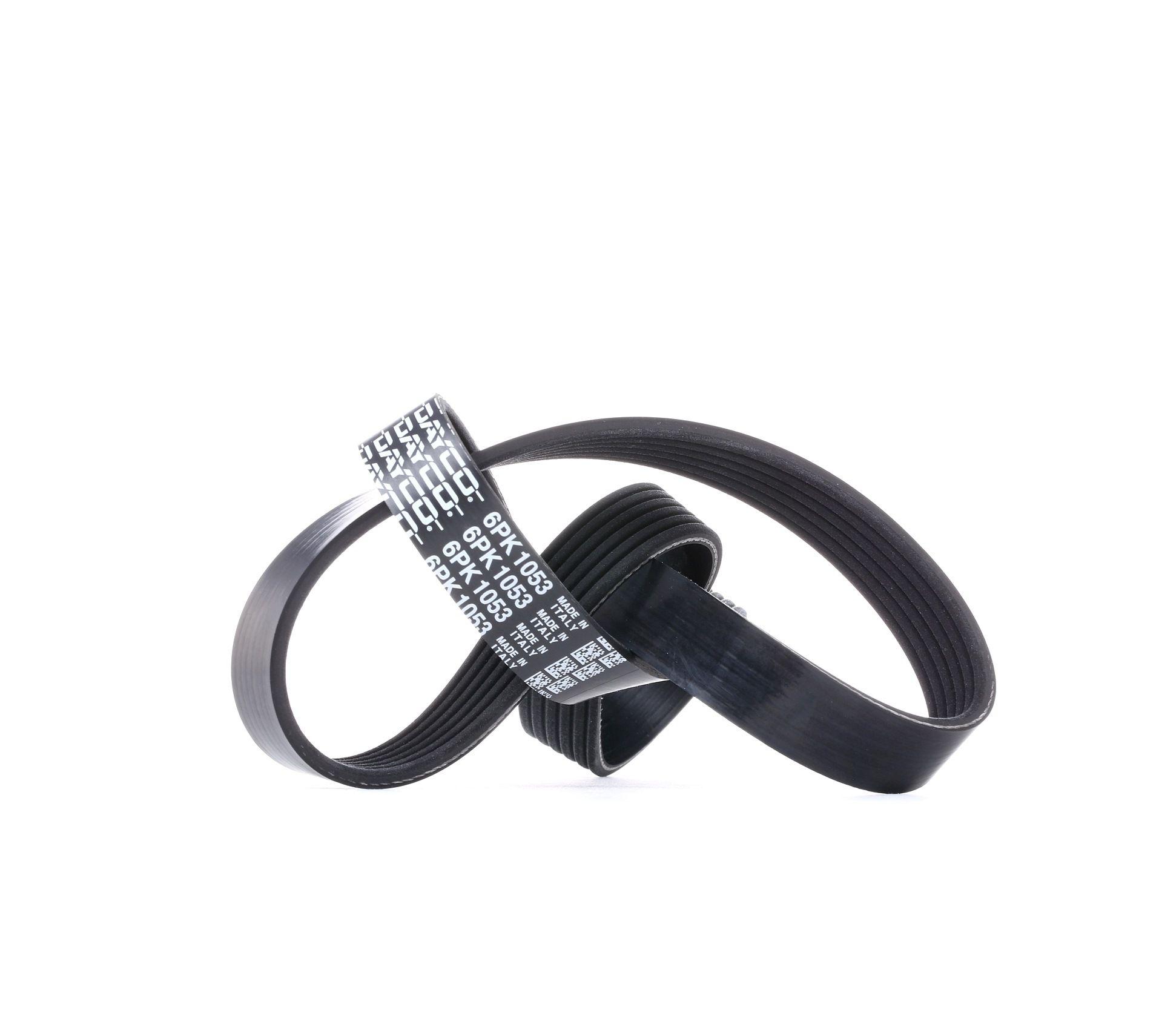 Ribbed Belt DAYCO 6PK1053 rating