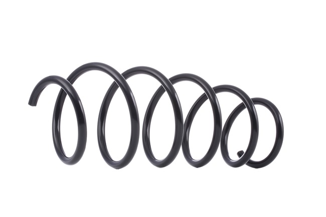 Coil springs LESJÖFORS 22409235 Front Axle, for vehicles without sports suspension