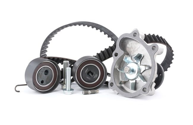 Timing belt kit and water pump HEPU P326 Teeth Quant.: 131