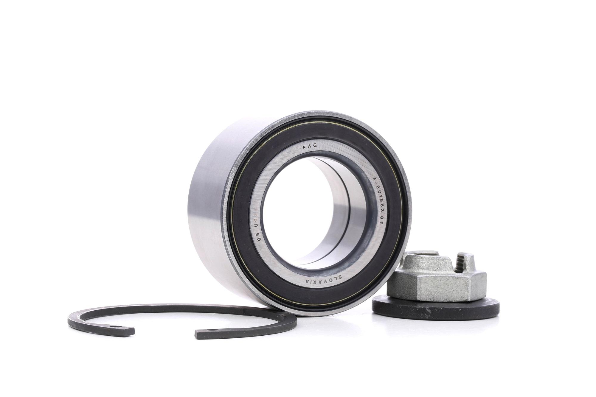Wheel Bearing FAG 713 6781 00 rating