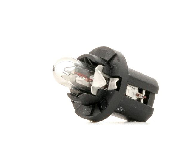 OSRAM ORIGINAL Sockelglühlampe, B8,5d, 1,2W, 12V 2721MF