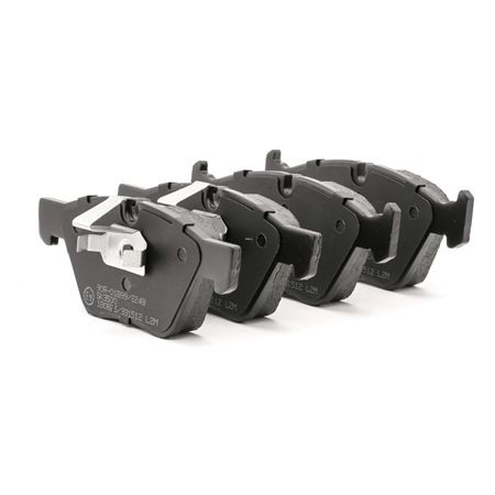OEM LPR 23794 BMW 1 Series Disk brake pads