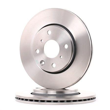 Brake discs and rotors BREMBO 236113 Internally Vented