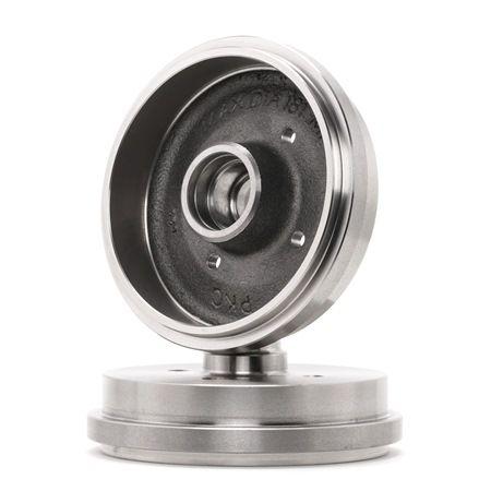 Bremstrommel Ø: 180mm mit OEM-Nummer 191501615B