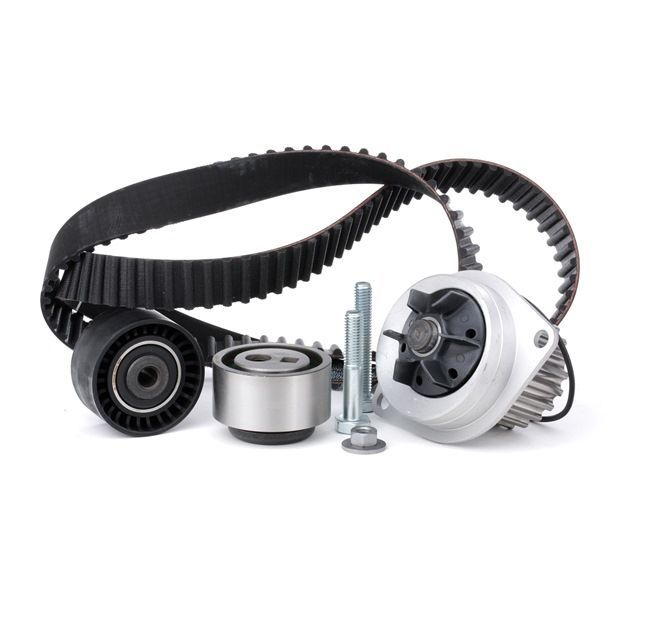 Cam belt kit INA 2384508 with add-on material, with screw