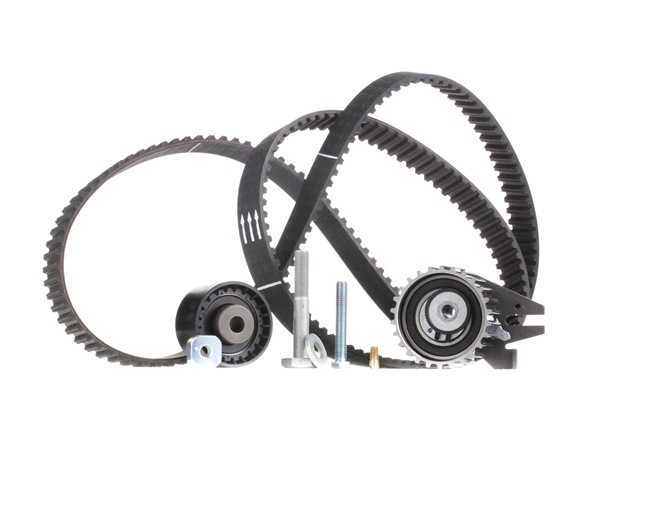 Timing Belt Set Width: 24,00mm with OEM Number 636 317