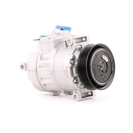 Klimakompressor Riemenscheiben-Ø: 110mm, Anzahl der Rillen: 6 mit OEM-Nummer 1K0820803J