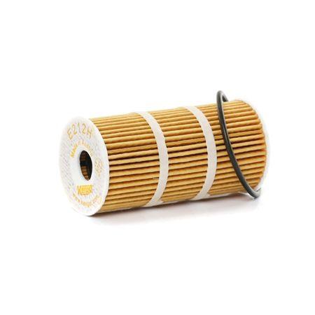 Oil Filter Ø: 57,5mm, Inner Diameter 2: 19,0mm, Height: 112,0mm with OEM Number 626 184 00 00