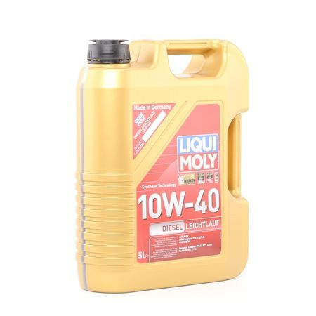 Motoröl LIQUI-MOLY SAE-10W-40 4100420013874