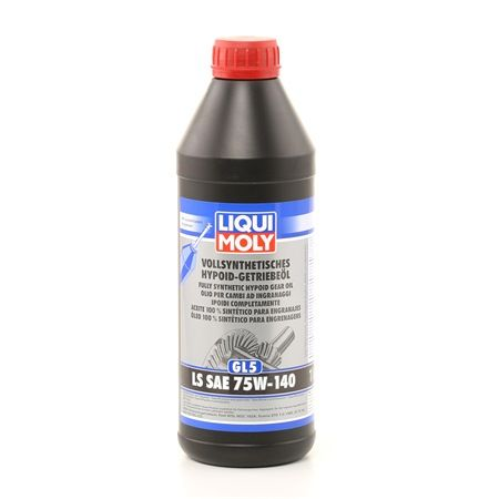 Achsgetriebeöl LIQUI MOLY 4421 (VollsynthetischesHypoidGetriebel)