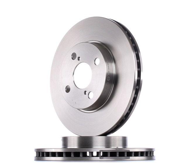 OEM DELPHI BG3734 TOYOTA AVENSIS Brake rotors