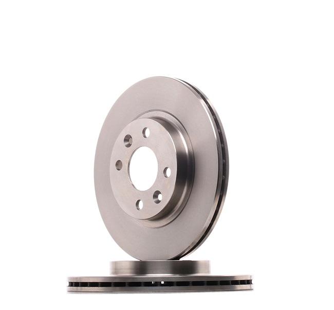Bremsscheibe Bremsscheibendicke: 21mm, Ø: 259mm mit OEM-Nummer 77.01.205.653
