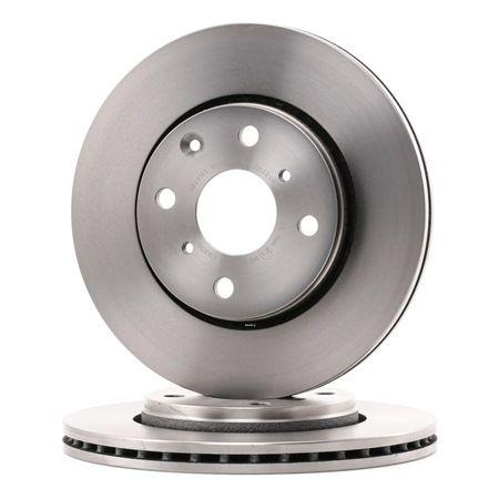 OEM DELPHI BG3976 TOYOTA AVENSIS Brake rotors set