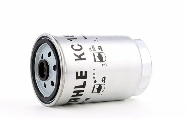 SEAT Ronda filtru combustibil: MAHLE ORIGINAL KC 18