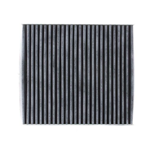 Filtro de aire acondicionado MAHLE ORIGINAL LAO293 Filtro de carbón activado