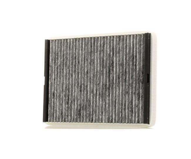 Filter, Innenraumluft Breite: 208,0mm, Höhe: 29,0mm mit OEM-Nummer 9121627