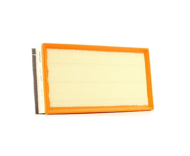 Autofilter: MAHLE ORIGINAL LX793 Luftfilter