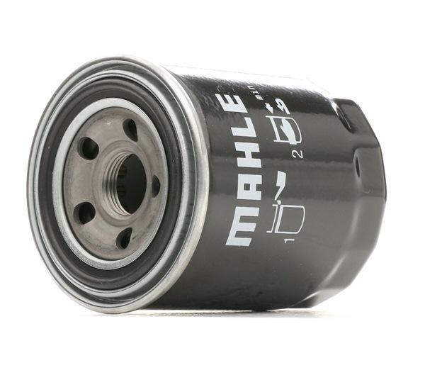 Oil Filter Ø: 76,0mm, Inner Diameter 2: 51,5mm, Height: 92,6mm with OEM Number 15400 RTA 003