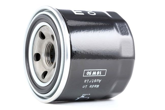 Ölfilter Innendurchmesser 2: 51,5mm, 56,0mm, Höhe: 73,6mm mit OEM-Nummer RF01-23-802-A