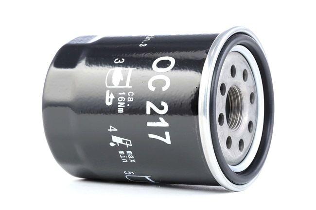 Filtro de aceite OC 217 RAV 4 II (CLA2_, XA2_, ZCA2_, ACA2_) 2.4 4WD ac 2005