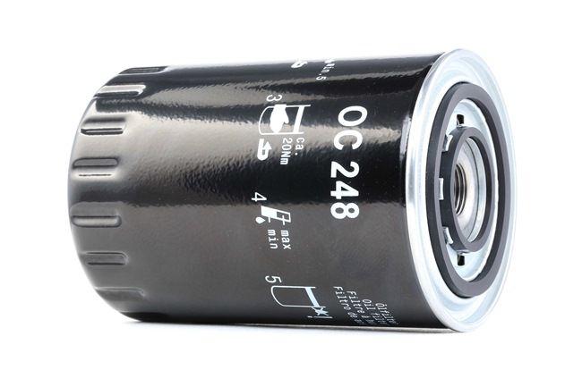 Ölfilter Innendurchmesser 2: 62,0mm, Höhe: 141,0mm mit OEM-Nummer 190 3785