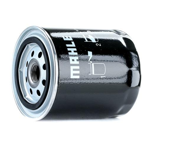 Ölfilter Ø: 93,2mm, Außendurchmesser 2: 72mm, Ø: 93,2mm, Innendurchmesser 2: 62mm, Innendurchmesser 2: 62mm, Höhe: 112mm mit OEM-Nummer ETC 6599