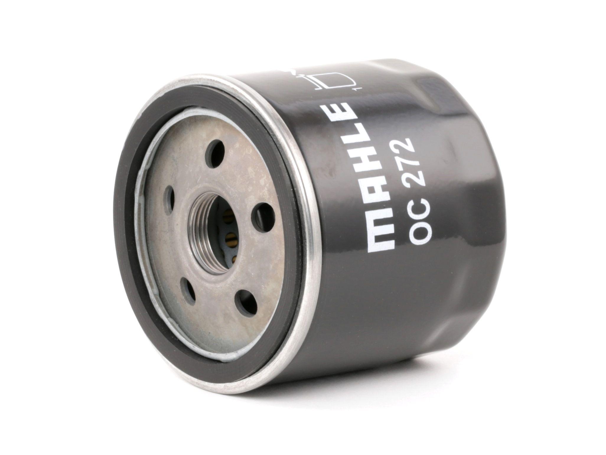 Filtro de aceite motor MAHLE ORIGINAL OC 272 evaluación