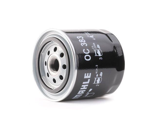 Filtre à huile Ø: 93,2mm, Diamètre intérieur 2: 62,0mm, Hauteur: 96,0mm avec OEM numéro 4446335