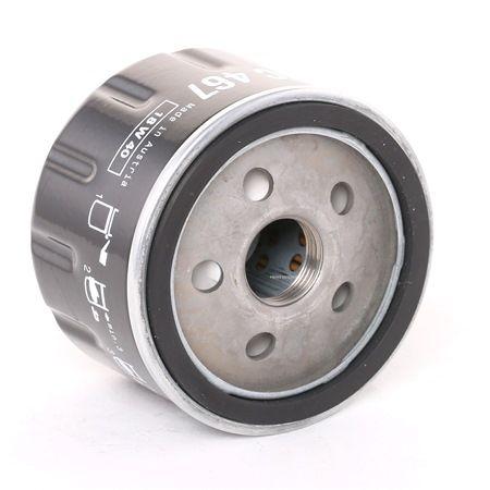 Filtro de aceite OC 467 SCENIC 2 (JM0/1) 1.6 ac 2004