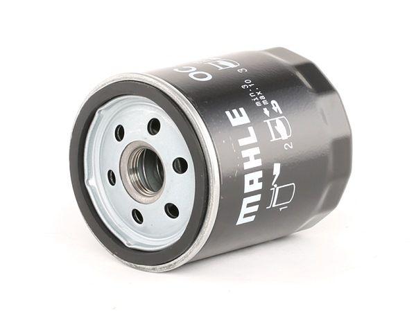 Filtre à huile Ø: 76,0mm, Diamètre intérieur 2: 62,5mm, Hauteur: 79,0mm avec OEM numéro 4434791
