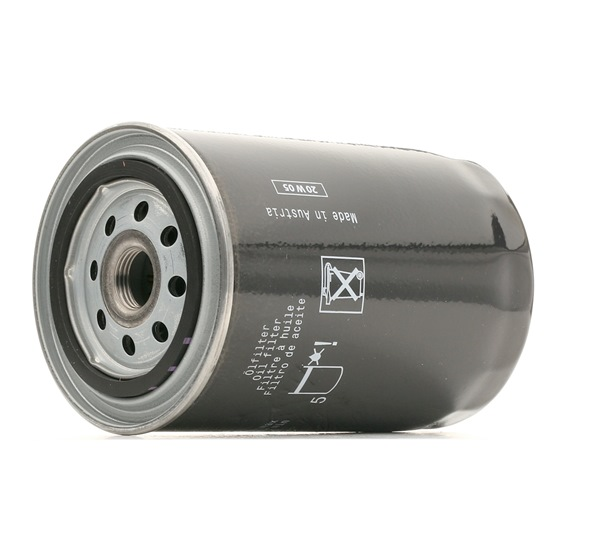 Φίλτρο λαδιού Εσωτερική διάμετρος 2: 62,0mm, Ύψος: 150,5mm με OEM αριθμός 83-064